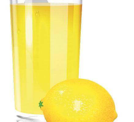 succo limone surgelato