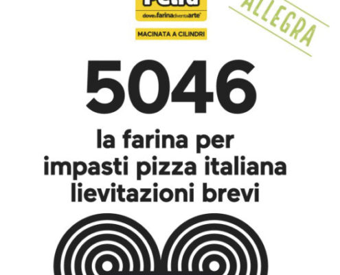 Farina per pizza allegra