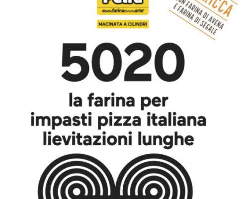 Farina per pizza più ricca