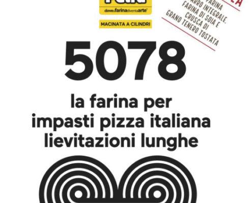 Farina per pizza più snella